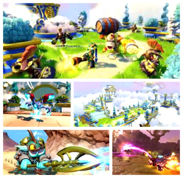SkylandersCollage2