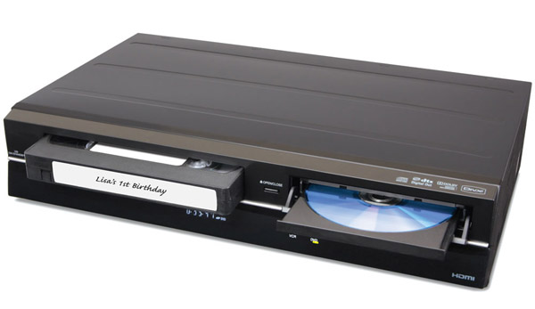 VHS-To-DVD-Converter