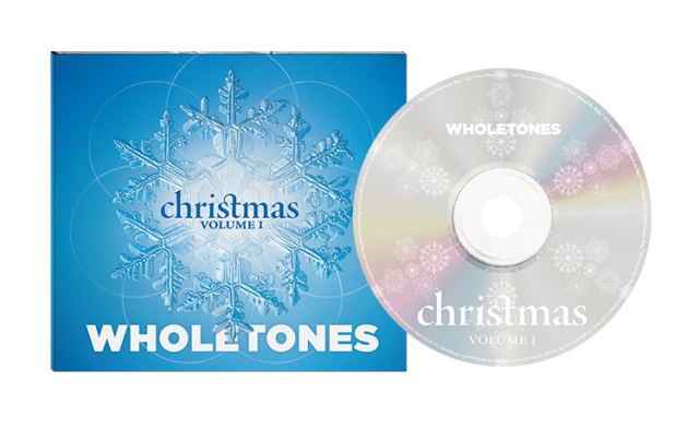 wholetoneschristmas