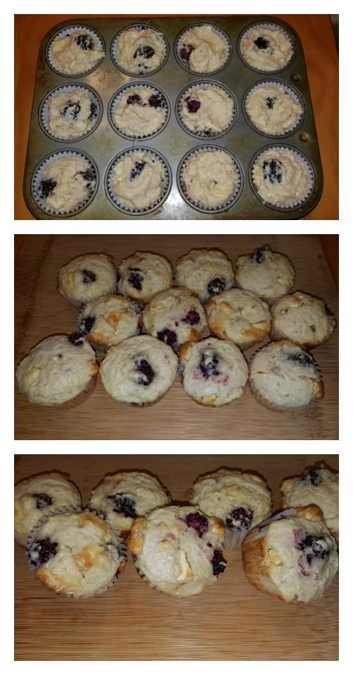 whitechocolateblackberrymuffins