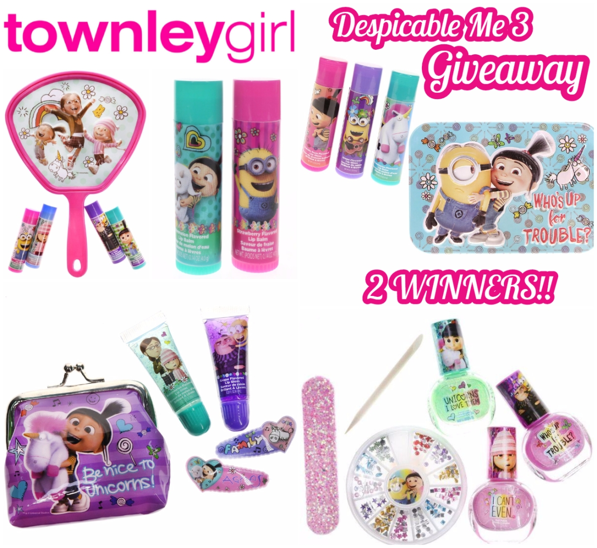 Back To School Beauty Giveaway From TownleyGirl and
